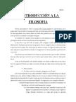 1º Humanidades - Introducción a la Filosofía