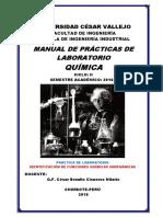 Informe Lab Func. Química Inorgánica.