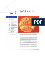 Capitulo de Quimica Nuclear