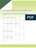 12 Biology Exemplar Answer MCQ 1
