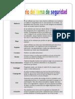 (Microsoft Word - Tabla Vocabulario Seguridadbel