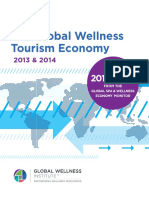 GWI 2014 Global Wellness Tourism Economy Report Final