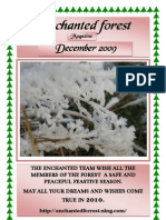 December 2009 Enchanted Forest Magazine