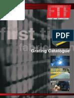Grating Catalogue