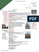 Rome Places Visit