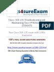 Pass4sure 300-135 Question