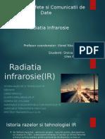 Prezentare Radiatiile Infrarosii ULEA ALEXANDRU-STOICA SERGIU