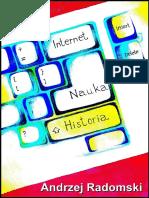 Internet Nauka Historia