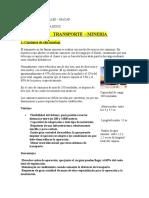 PROCESO EQUIPOS TRANSP. MINERERIA