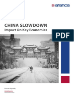 China Slowdown — Impact On Key Economies