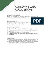 6 Hydro Static Dynamic