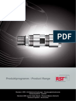 Cable Gland - RST Catalogue