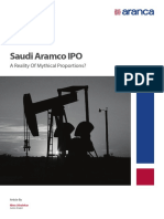 Saudi Aramco IPO — A Reality Of Mythical Proportions?