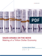 SAUDI ARABIA - A USD1.3 Trillion Economy by 2025