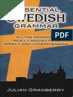 Essential Swedish Grammar
