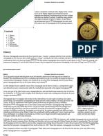 Chronograph - Wikipedia, The Free Encyclopedia