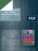 Servicii Secrete Din Timpul Războiului Rece