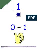 Cartas Numéricas 1-20