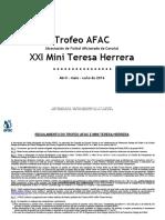 Torneos Afac-mini 2016