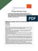09 01 25 Honest Services Fraud