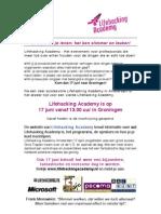 Yes! Lifehacking Academy