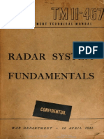 (1944) TM 11-467 Radar System Fundamentals