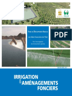 Aide-irrigation Et Amenagement Foncier FDA Avril 2015