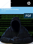 Behind the Mask - The Changing Face of Hacking