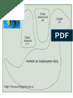 Patrón Dino