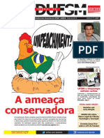 Jornal Sedufsm Maio 2016