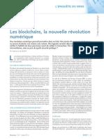 Revue Lamy Droit Civil_blockchains