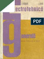 I.Corodeanu, P.Manolescu, I. Codru, C. Buzatu Electrotehnica generala