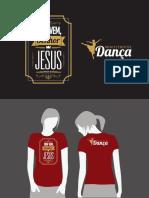 Camisa Ministério de Dança