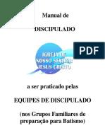 Manual de Discipulad
