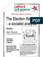 Forum The General Election May 10