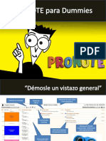 Pronote Para Dummies