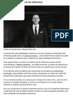50 Decretos Que Aplican Los Millonarios
