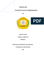 Cover Makalah k3 Satrina