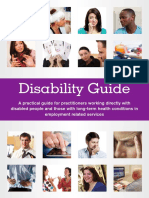 Disability Guide Practitioner
