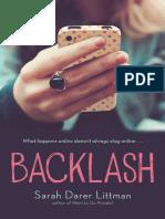 Backlash (Excerpt)