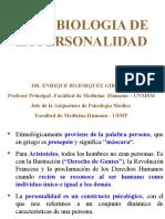 Psicobiología de La Personalidad