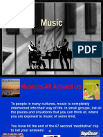 MUSIC PPT.
