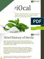 Stevia India, Natural Sweetener