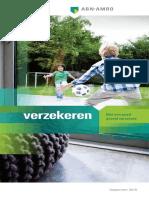 Brochure Verzekeren