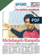 La Provincia Di Cremona 03-06-2016 - Calcio Lega Pro - Pag.1