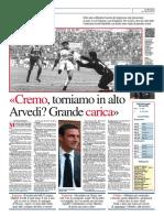 La Provincia Di Cremona 03-06-2016 - Calcio Lega Pro - Pag.2