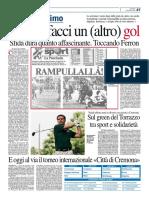 La Provincia Di Cremona 03-06-2016 - Calcio Lega Pro - Pag.3