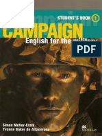 Campaign 1 - English for the Military Student