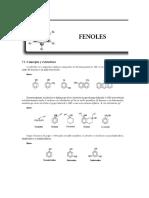 Fenoles,Aldehidos y Cetonas