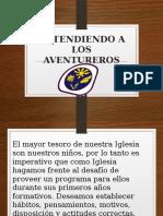 ENTENDIENDO A LOS AVENTUREROS.pptx